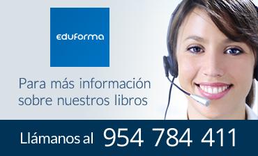 Para más información sobre nuestros libros llámanos al 954 784 411